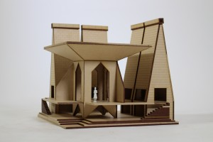 First Year Louis Kahn Architects study (26)