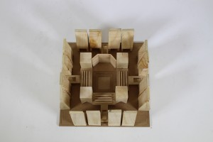 First Year Louis Kahn Architects study (39)