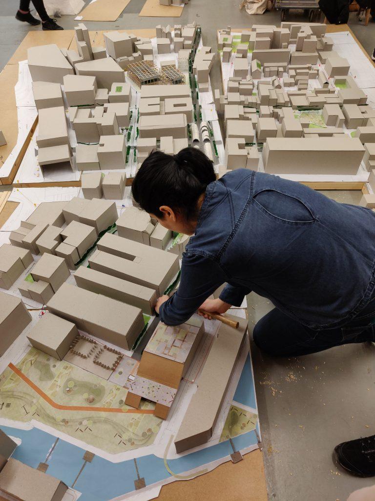 B 15 MODELMAKING WORKSHOP | Architectural Modelmaking, Design